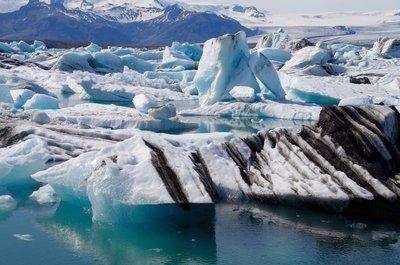 Fjallsarlön Glacial Lagoon