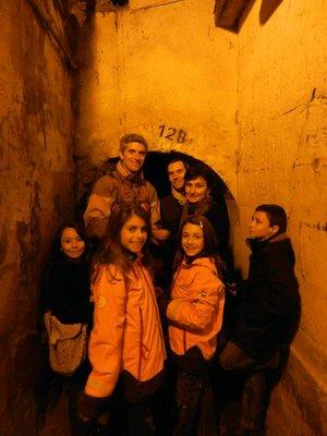 Geocashing a Tours, Passage des coeurs navrés