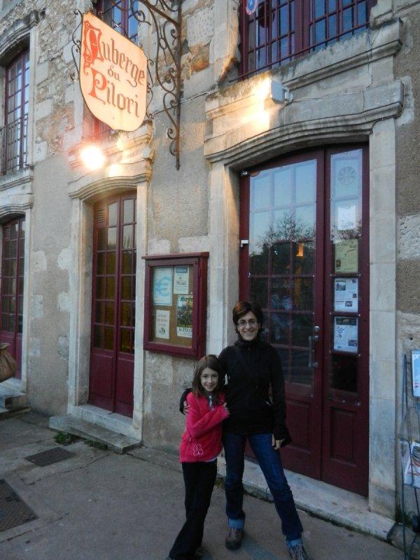 Poitiers, Auberge ou Manon allait boire un coup en 1994