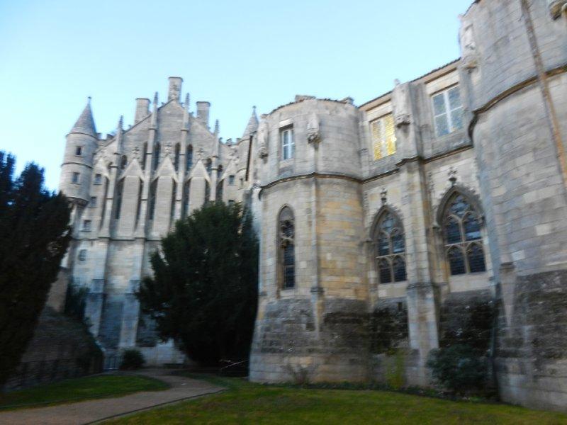 Poiters, chateau des Ducs d'Aquitaine