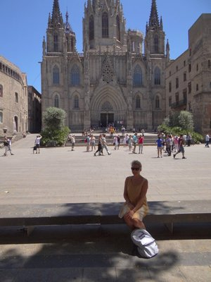 Cathedral & Plaza
