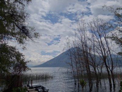 Peaceful Lake Atitlan