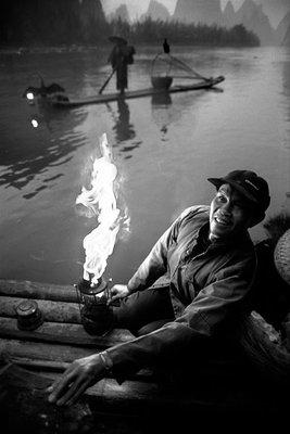 kormoran fisherman