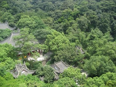 白云山 ( BaiYun Mountain)