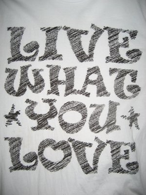 Live What You Live