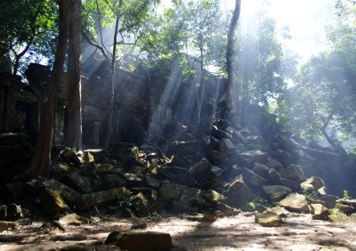 Beng Mealea: something for the temple lovers