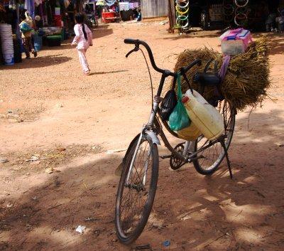 """Cambodia bicycle"""