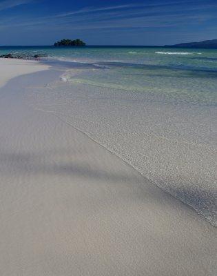 Koh Rong Beach, Cambodia