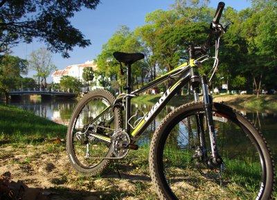 Real bike!