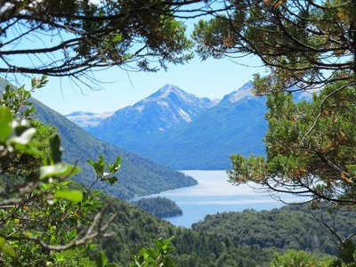 Trekking around Bariloche