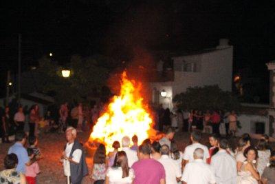 candelleria fire