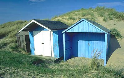 Norfolk Beach Huts