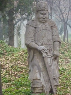 Confucius Forest (Grave yard)