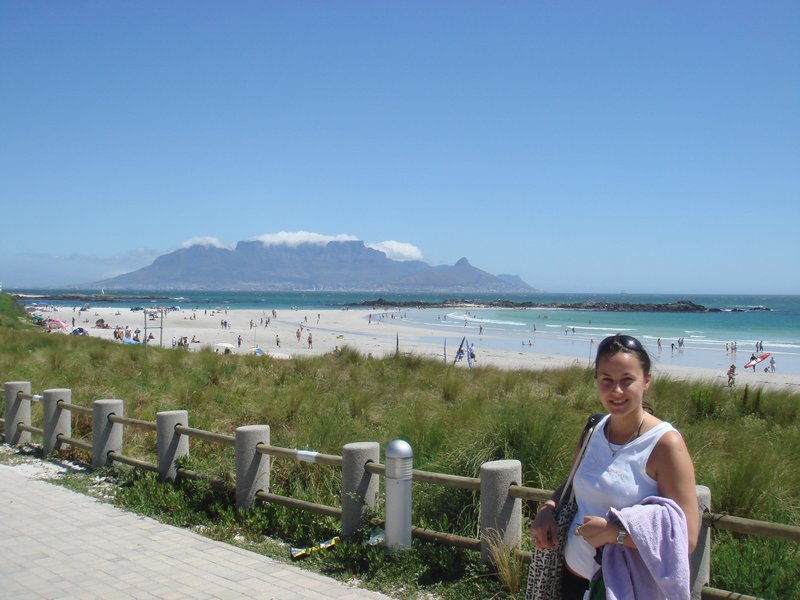 Table mountain - Capetown