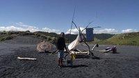 Long-lining at Awakino beach (NZ)