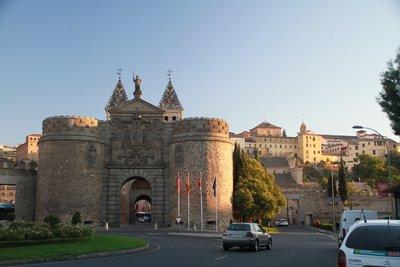 Puerta de Bisagra (Bisagra Gate)