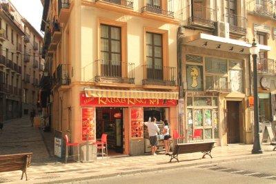 Kebab King in Granada