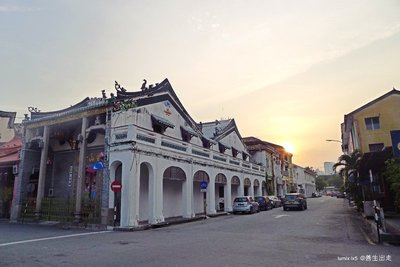 sunset penang