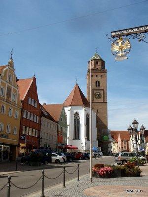 Next stop - Donauwörth