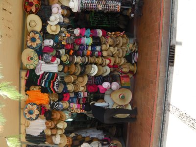 Hats Galore