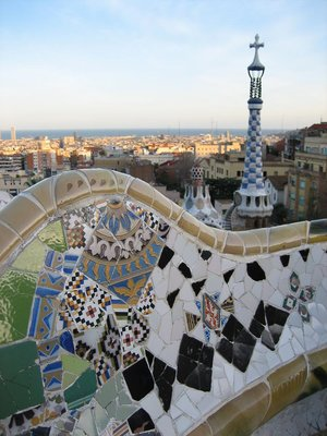 Mosaic and Barcelona
