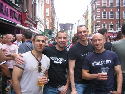 Gay Pride London