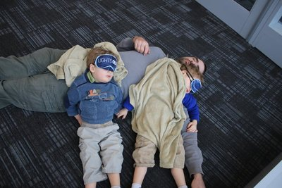 *s:d sleep airport