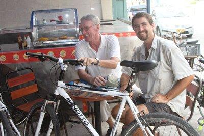 selling bike