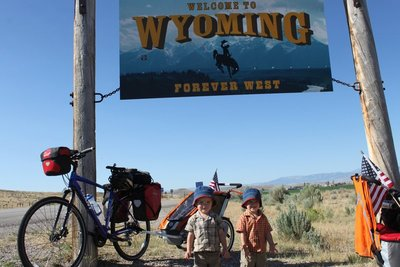 *d:s welcome to WY