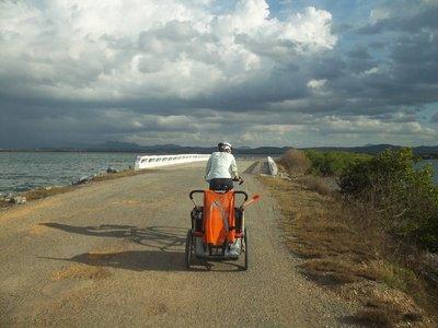 bike ride from cayo jutias
