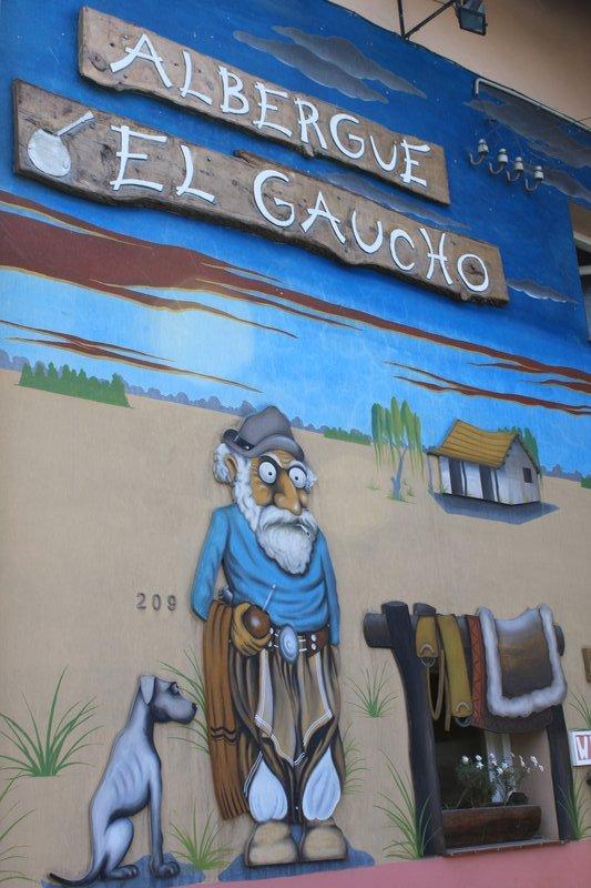comic gaucho