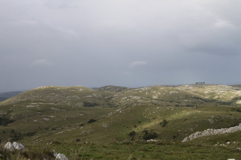 cerro catedral peaks