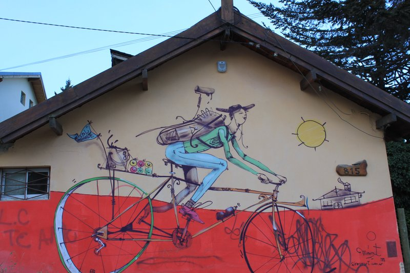 real bike art