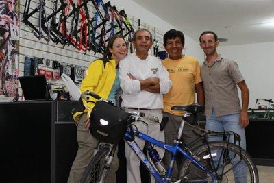 salta bike shop