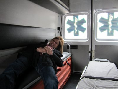 Ambulance Ride