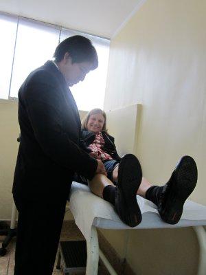 Dr. in Cuzco