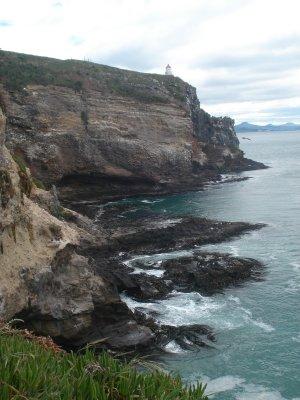 Tip of Otago Peninsula