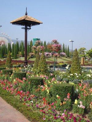 Royal Flora Ratchaphruek - International Horticultural Exposition