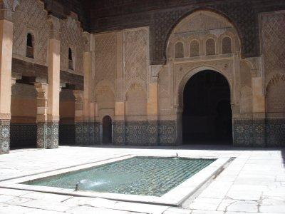 Medersa in Marrakech
