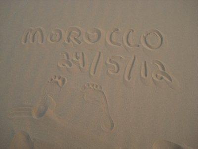 24/5/12 in the Sahara
