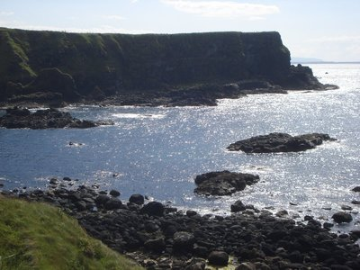 The gorgeous cliffs of Northern Ireland, Causeway Coastal Route