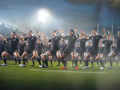 The All Blacks