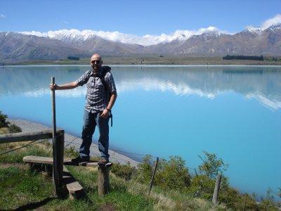 Bobby - Lake Tekapo