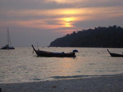 Sunset at Koh Lipe