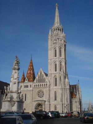 Matthias Church in Buda's Castle District