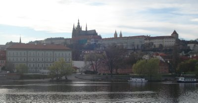 According to Wikipedia, Prague Castle is the biggest in the world.
