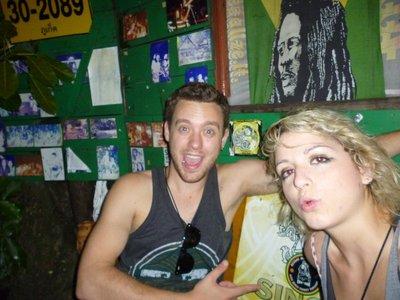 Chillin in Ska bar