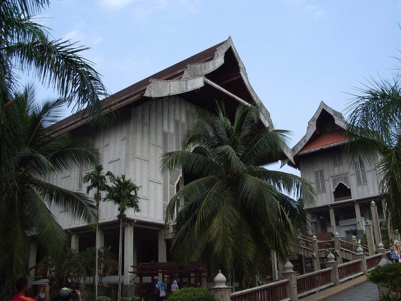 Terengganu State Museum, Kuala Terengganu, Terengganu, Malaysia