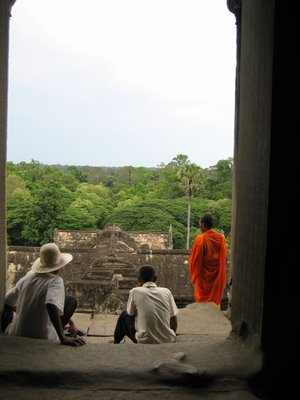 Monk | Angkor Wat Temple