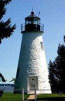 Concord lighthouse Havre de Grace, Maryland